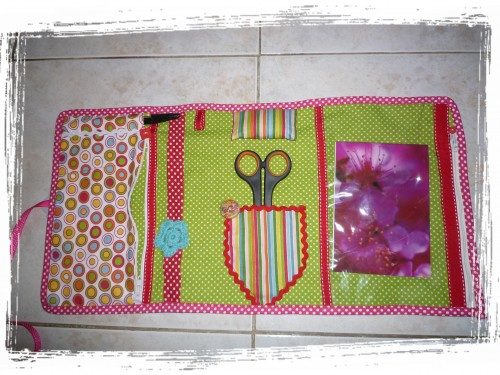 Trousse a couture tuto for Trousse couture